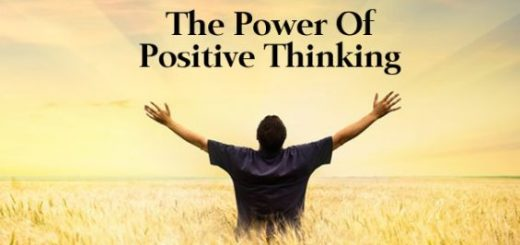 thinking positively