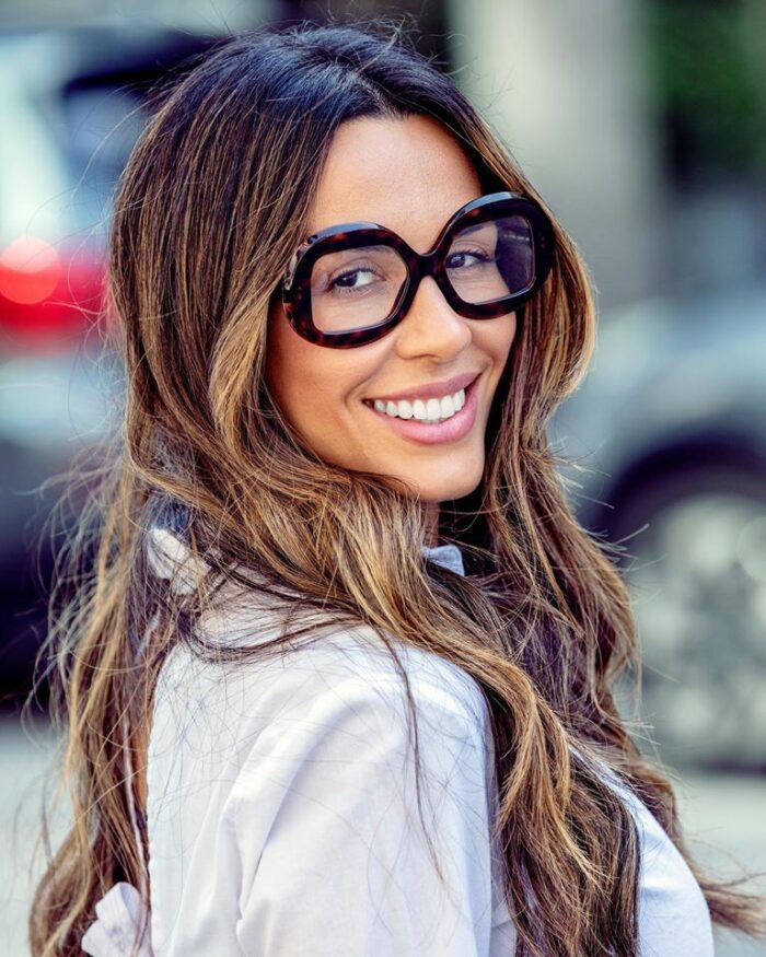 When should I wear glasses?