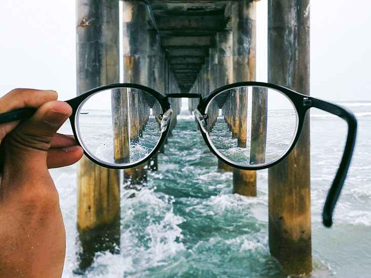 How many types of glasses are there?